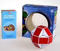 Змейка Рубика красная Smart Cube RED, фото 1