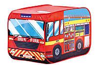 Палатка игровая ТМ Bino Пожарная машина