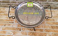 Кованная подставка Садж для шашлыка или таганок, 33х20 см., фото 1