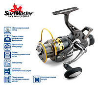 Катушка с байтраннером Surf Master Easy Carp 5000A 5+1bb