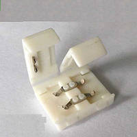 Коннектор для светодиодных лент OEM №2 10mm joint (зажим-зажим)