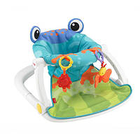 Детское кресло сиденье Fisher Price Лягушонок