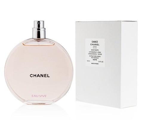 b8b1181e744a Chanel Chance Eau Vive туалетная вода 100 ml. (Тестер Шанель Шанс Еау Виве)