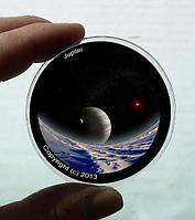 Вид на Юпитер - дополнение для планетария
