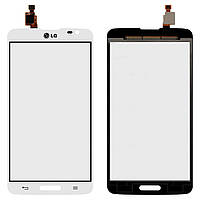 Сенсорный экран для LG D680 G Pro Lite white Original