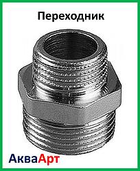 Перехідник 3/4н-1.1/4н нікельований