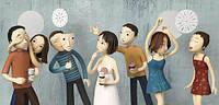 Курсы психологии. Личностный рост.  I ступень подготовки гештальт терапевтов Украинского Гештальт Института