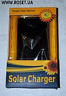 Портативное зарядное устройство - Power Bank Solar Charger 6000 mAh