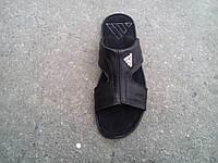 Сланці, капці, капці шкіряні чоловічі Adidas 40 -45, фото 1