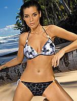 Яркий пляжный купальник-бикини