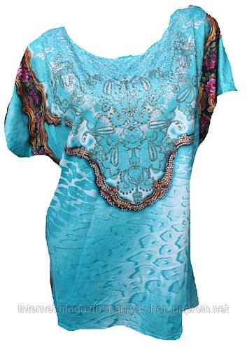 Женская футболка турция батал