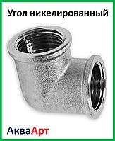 Угол никелированный 3/4 В-В