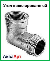 """Угол никелированный 1"""" В-Н"""