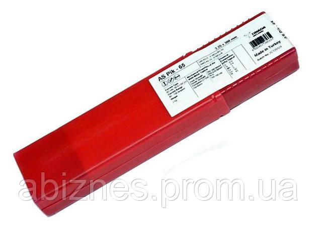 Электроды AS Pik-65 для сварки по чугуну диаметр 3,25 мм