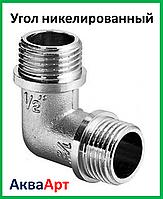 Угол никелированный 3/4 Н-Н