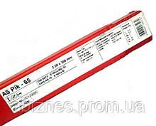 Электроды AS Pik-65 для сварки по чугуну диаметр 2,5 мм