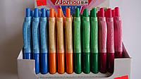 Ручка шариковая синяя Auzhou ,0,5мм,1000м.Ручка кулькова синя 0,5мм Auzhou. ручка синяя.Цветной корпус.Водные
