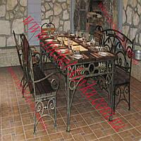 Столы и стулья для сада 2