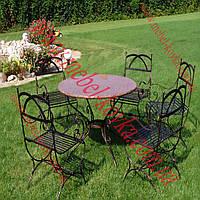Столы и стулья для сада 6