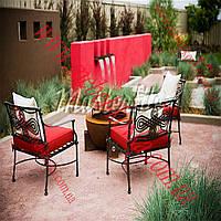 Столы и стулья для сада 7
