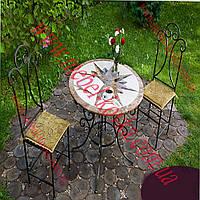 Столы и стулья для веранды 9