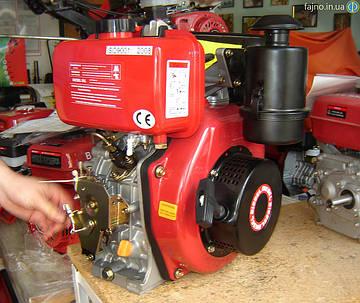 Weima WM178 FT (6 к.с., шліц) дизельний двигун
