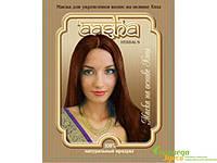 Маска для укрепления волос и против перхоти на основе индийской хны AASHA Herbals, Ааша Хербалз
