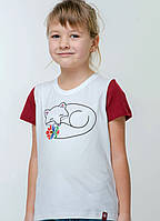 Детская футболка Лисичка FPC-1003