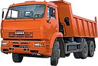 Доставка и перевозка сыпучих материалов