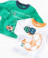 """Детский реглан для мальчика """"Футбол"""".  24  месяца"""