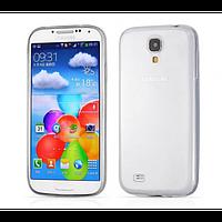 Прозрачный силиконовый чехол для Samsung S4 i9500