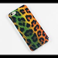 """Cиликоновый чехол для iPhone 6 """"Tiger"""""""