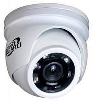 DigiGard DE-700ir6 Миниатюрная купольная антивандальная цветная видеокамера
