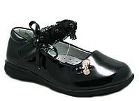 Детские нарядные туфельки для девочек Apawwa размеры 26-30