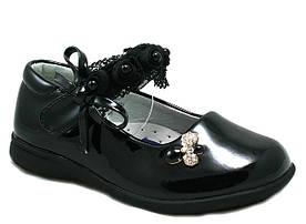 Дитячі святкові черевички для дівчаток Apawwa розміри 26-30