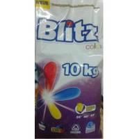 Стиральный порошок Blitz Color 10kg (Для цветного белья)