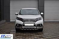 Передняя защита для Honda CR-V 2012+ Inform ST Line