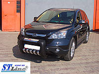 Передняя защита для Honda CRV с 2006-2012 Atlas ST Line