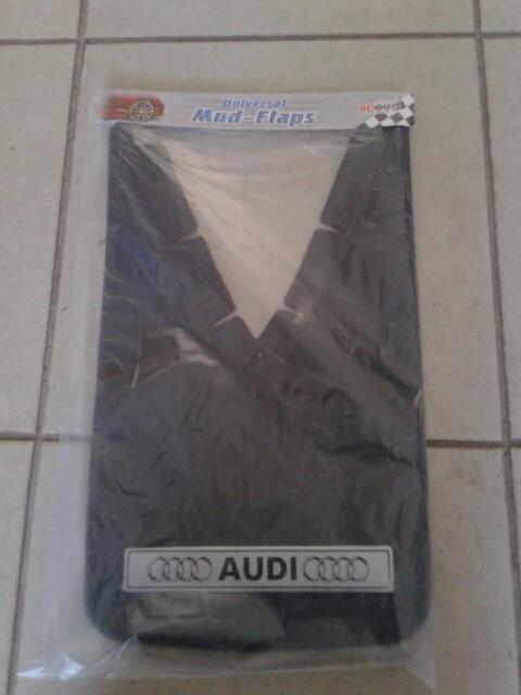 Брызговики универсальные Audi Ауди