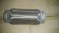 Гофра глушителя 64х200 (3-хслойная) MB Sprinter Спринтер Walline\Euroex