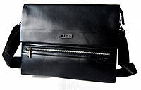 Мужская сумка. POLO. Сумка через плечо. Сумки polo. Сумка ПОЛО. Мужские кожаные сумки., фото 1