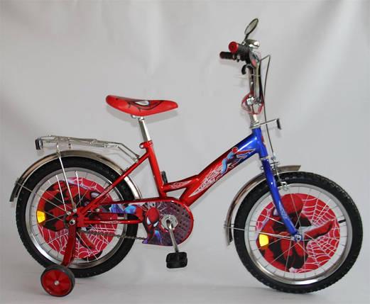 Детский Велосипед 2-х колесный 18 колеса ВТ-СВ-009, фото 2