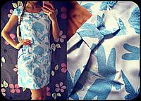 Платье с треугольным вырезом на спине и бантами