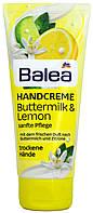 Крем для рук DM Bаlea Handcreme Buttermilk&Lemon 100мл.