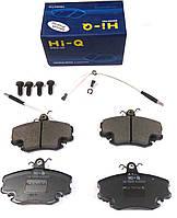 """Колодки тормозные передние DACIA LOGAN """"HI-Q"""" 2004> SP1243"""