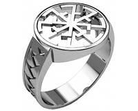 Кольцо серебряное Свитовит,Светоч  30237