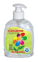 Жидкое детское мыло Фитодоктор  Семицветик с экстрактами семи трав - 300 мл.