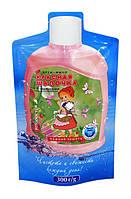 Жидкое детское мыло Фитодоктор  Красная шапочка с D-пантенолом Doy pack - 300 мл.