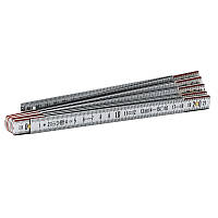 Метр складной Stanley, алюминиевый, 1000х15мм 0-35-311
