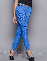 Штаны галифе   14381 sk синий